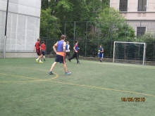 TORNEO DI CALCETTO S. FREUD - 19/06/2010